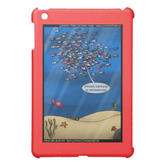 Fishing Vacation Funny Gifts Cards Etc. iPad Mini Covers