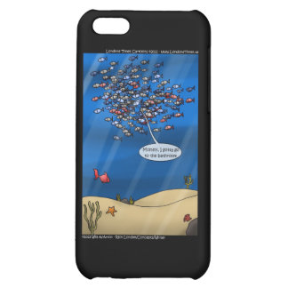 Fishing Vacation Funny iPhone 5C Cases