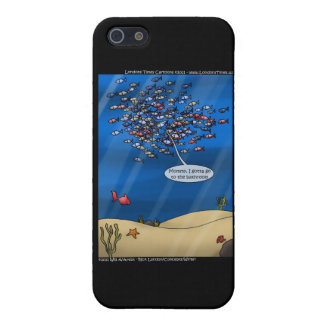 Fishing Vacation Funny iPhone SE/5/5s Cover
