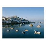 Fishing Village of Ferragudo, Algarve, Portugal 2 Postcard