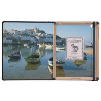 Fishing Village of Ferragudo, Algarve, Portugal Cases For iPad