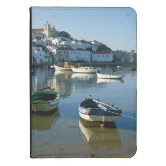 Fishing Village of Ferragudo, Algarve, Portugal Kindle 4 Cover