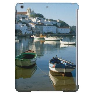 Fishing Village of Ferragudo, Algarve, Portugal Cover For iPad Air
