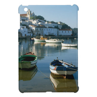 Fishing Village of Ferragudo, Algarve, Portugal iPad Mini Covers
