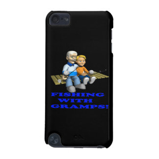 Fishing With Gramps iPod Touch (5th Generation) Case