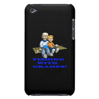 Fishing With Gramps iPod Touch Case