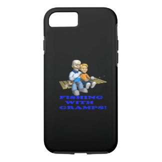Fishing With Gramps iPhone 7 Case