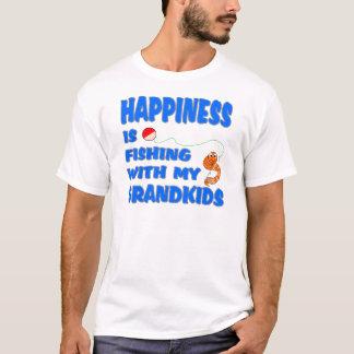 Fishing With My Grandkids T-Shirt