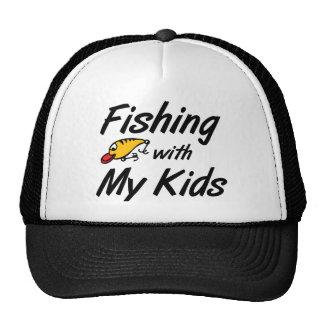 Fishing With My Kids Trucker Hat