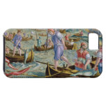 Fishing with Nets and Tridents in the Bay of Naple iPhone 5 Covers