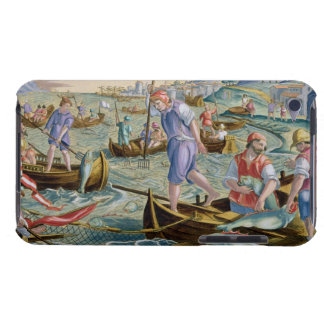 Fishing with Nets and Tridents in the Bay of Naple iPod Touch Cover