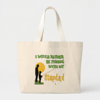 Fishing With Stepdad Bags