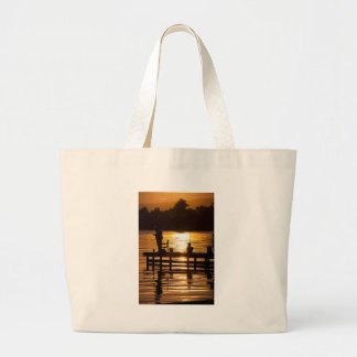Fishing with the Kids Tote Bag