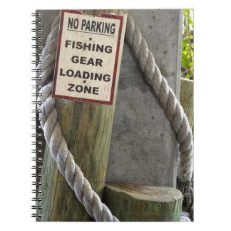 Fishing Zone Journals