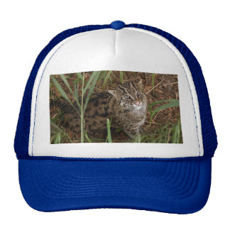 FishingCat002 Trucker Hat