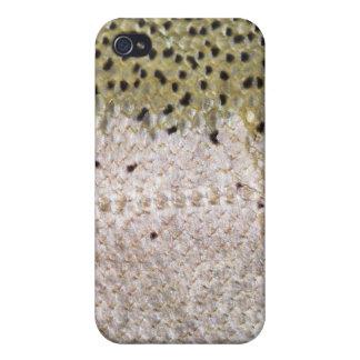 FishingFury iPhone4/4S Case (Steelhead) iPhone 4/4S Covers