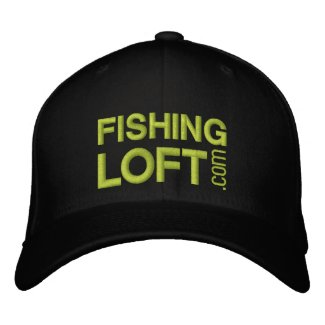 FishingLoft.com Flex Fit Hat