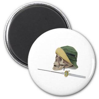 FishingWait033109 Fridge Magnet