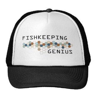 Fishkeeping Genius Mesh Hats