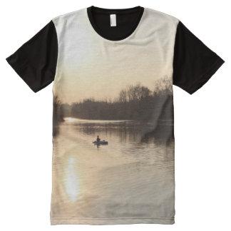 Fishman All-Over Printed Panel T-Shirt