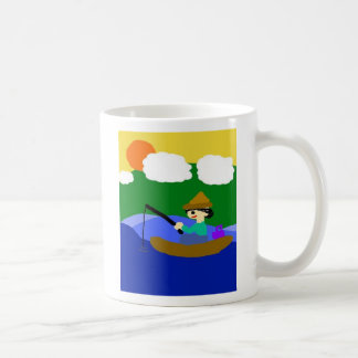 fishman, Do you like drawing?, Sophie Coffee Mug