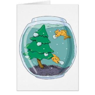 fishmas tree HR Card