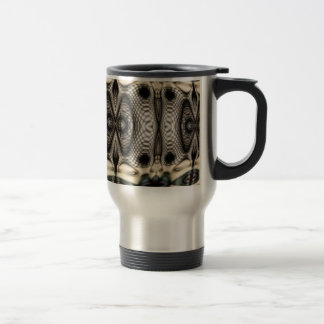 Fishnet Faces 2 15 Oz Stainless Steel Travel Mug