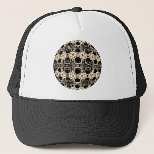 Fishnet Faces Trucker Hat