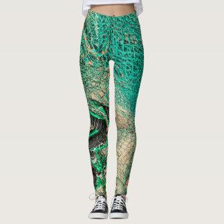 Fishnet Leggings