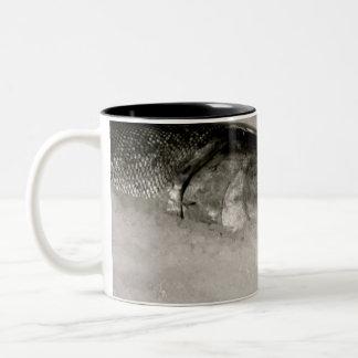 Fishonice Two-Tone Coffee Mug