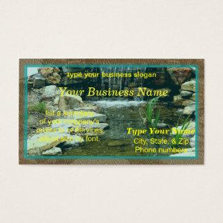 Fishpond card