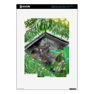 Fishpond Decal For iPad 3