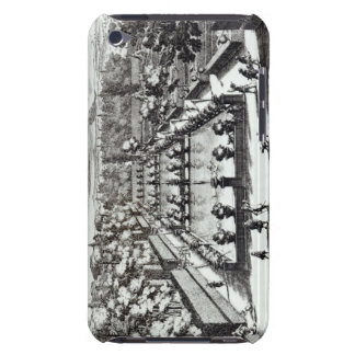 Fishponds at Villa d'Este, Tivoli, from 'Le Fontan Barely There iPod Case