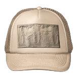 fishseal-sumerian mesh hat