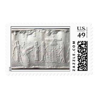 fishseal-sumerian postage