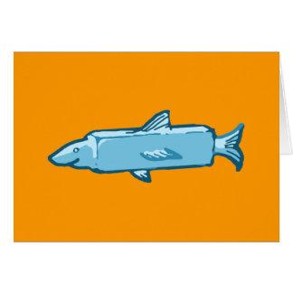Fishstick Fish Card