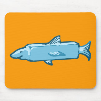 Fishstick Fish Mouse Pad