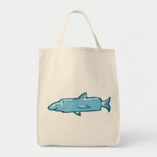 Fishstick Fish Tote Bag