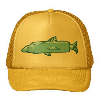 Fishstick Fish Trucker Hat