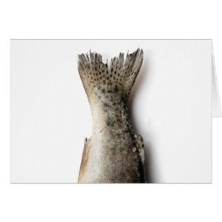 Fishtail Card