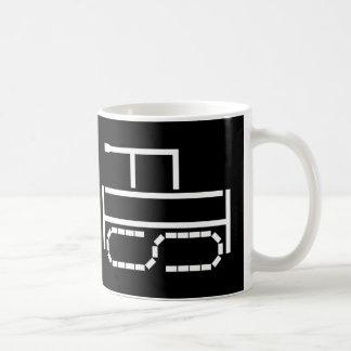 Fishtank Puzzle Mug