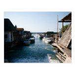 Fishtown histórico tarjetas postales