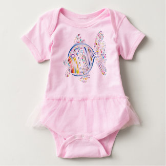 Fishy Baby Bodysuit
