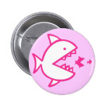 Fishy Business - Pink Pins