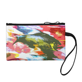 Fishy coin purse