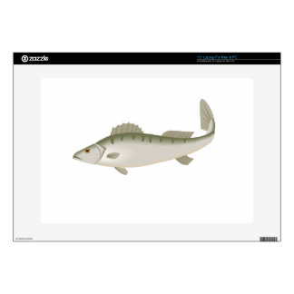 Fishy Fish Fishing Fisher Trout Laptop Skins