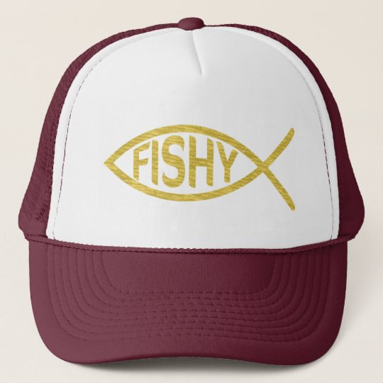 Fishy Fish Trucker Hat