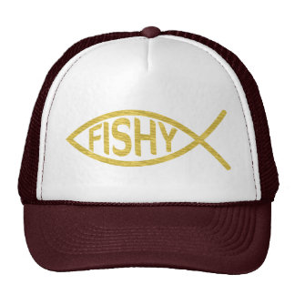 Fishy Fish Trucker Hat