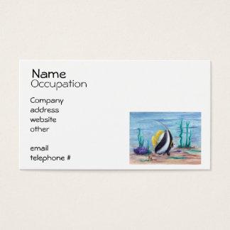 Fishy Fishy Business Card