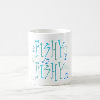 Fishy Fishy Coffee Mug